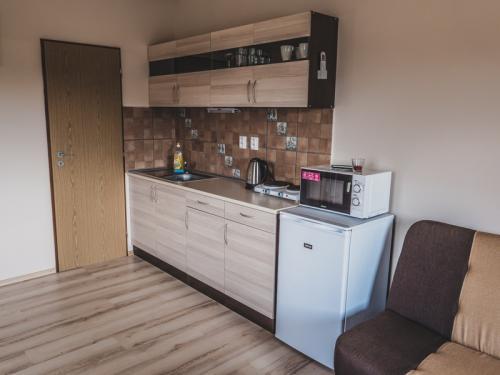 4 miestny apartmán -  prízemie