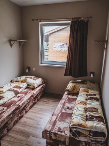 Oddelená spálňa (6 miestny apartmán)